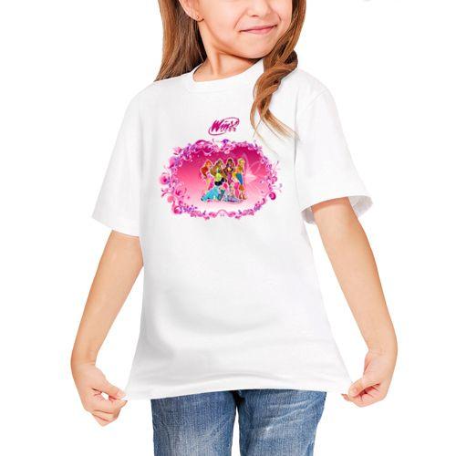 Детская футболка Winx club new