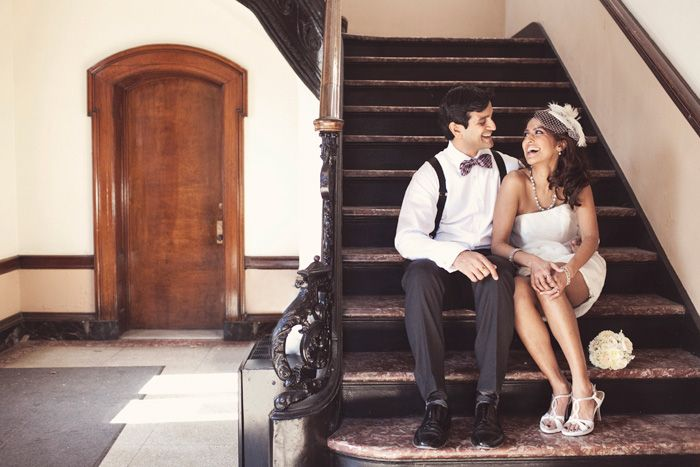How to Make a Courthouse Wedding Special (With DOs and DON'Ts from David…