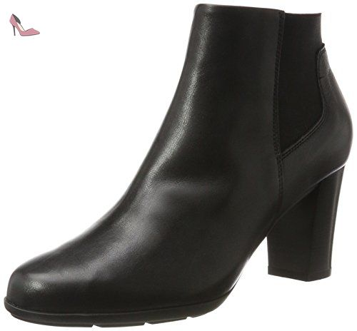 New Virna B D5451B000Clc, Bottines Femme, Noir (C9999), 36 EUGeox