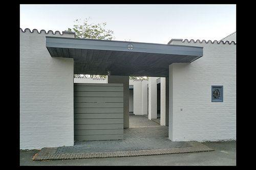 BE waasmunster abdij roosenberg 11 1976  by Hans van der Laan