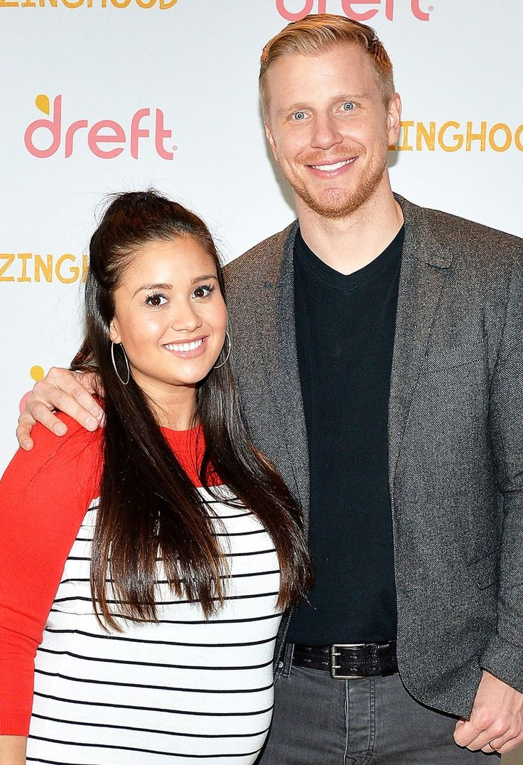 Former 'Bachelor' stars Catherine Giudici and Sean Lowe welcomed their first child together — get the details!