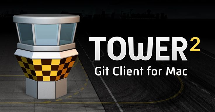 Tower - the most powerful Git client for Mac