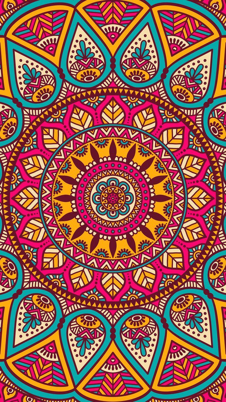 #Patterns #mandalas