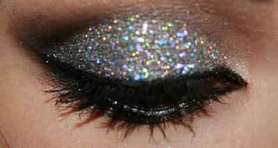 Love itEye Makeup, Cheer Makeup, Eye Shadows, Makeup Ideas, Makeup Eye, New Years Eve, Bling Bling, Glitter Eyeshadows, Soul Sisters