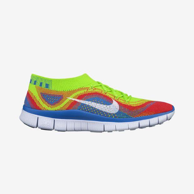 Nike Free Flyknit+ Men's Running Shoe
