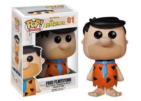 I definitely want Fred Flinstone. One of my favorite tv shows, already have a small collection of pop figures, wish they had stores in Canada