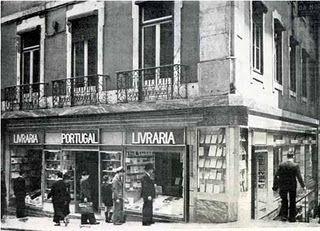 Livraria Portugal Rua do Carmo, 70 (fechou em 2012)