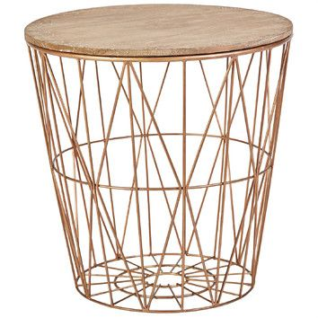Pavilion Lamp Table by Canvas & Sasson. Get it now or find more Side Tables at Temple & Webster.