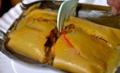 Tamales hondureños