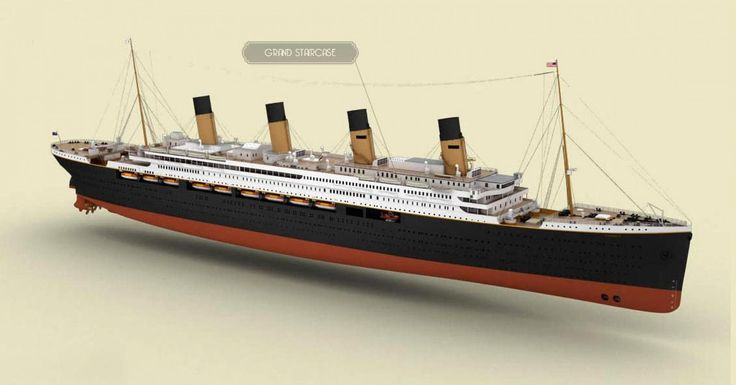The Titanic II, a replica of the doomed ship and the ambitious brainchild of Australian billionaire Clive Palmer, is slated to set sail in 2018.