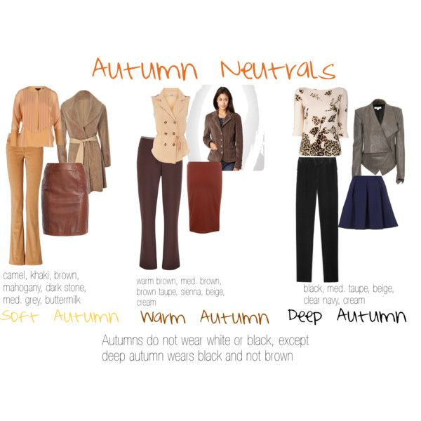 """Autumn Neutrals"" by expressingyourtruth on Polyvore"