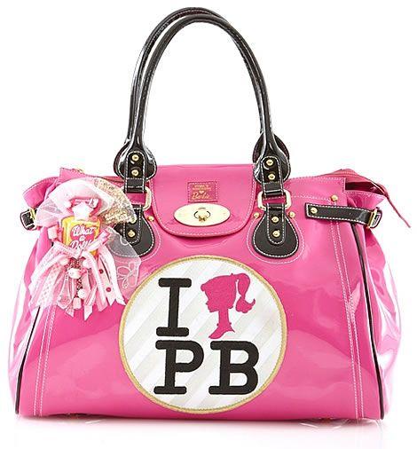 Pink Barbie Bag!