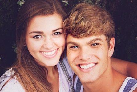 Sadie Robertson Boyfriend 2014 - Duck Dynasty Teen Introduces Blake Coward to DWTS Fans