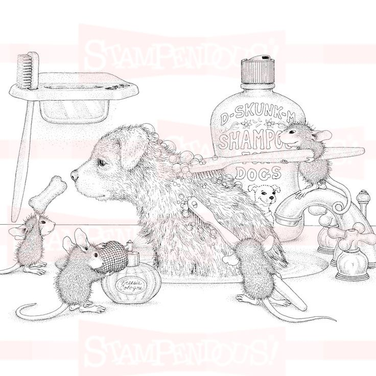 house of mouse coloring pages - photo#3