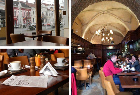 Interior Olivo Caffe