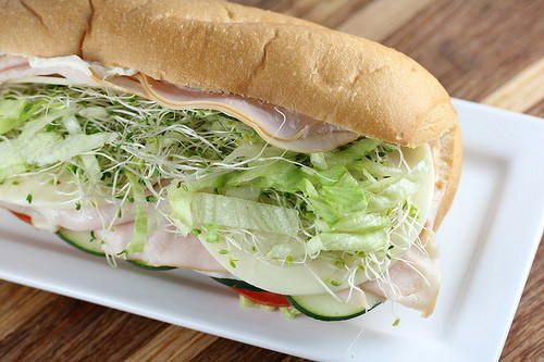 Copycat Jimmy John's Beach Club Recipe | I eat this all the time! Now I can make it at home!!