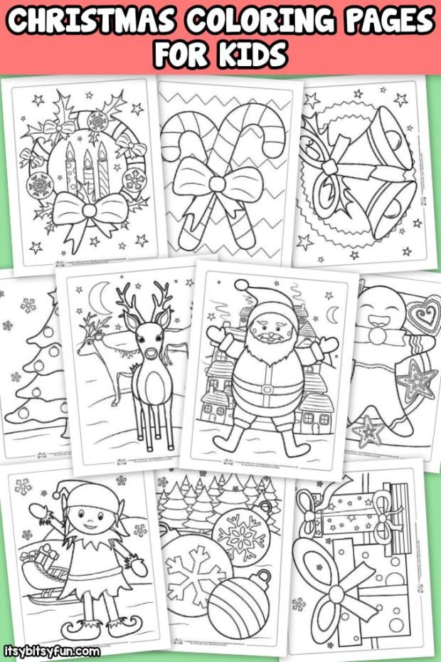 10-Free-Christmas-Coloring-Pages.-Perfect-for-kids-or-adults   Free ...