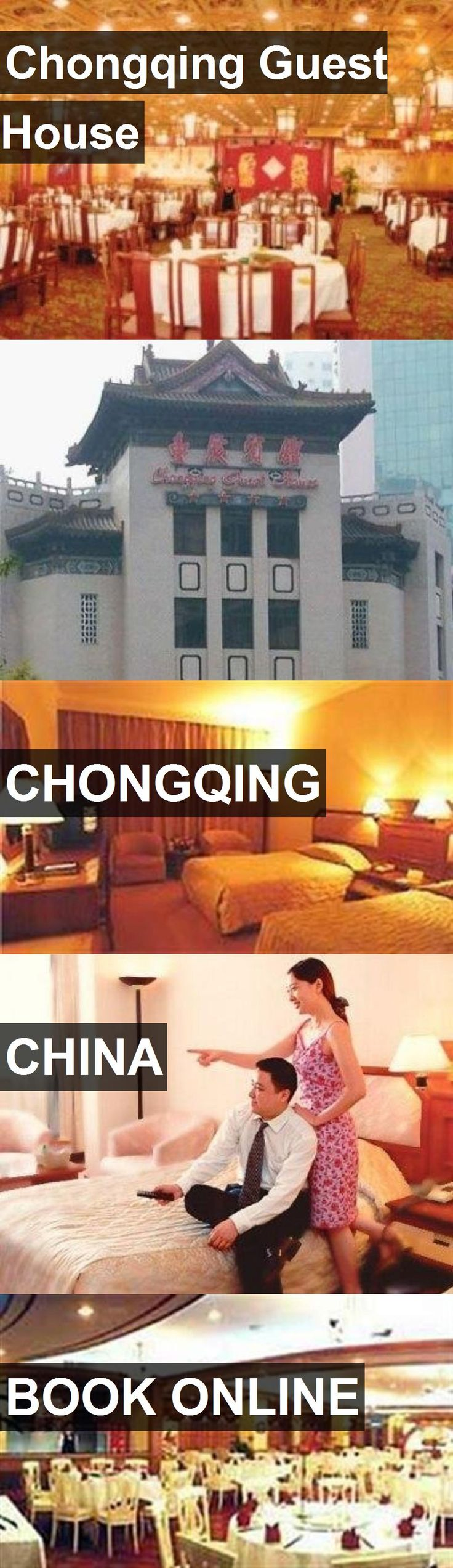 Chongqing Guest House in Chongqing, China. For more information, photos, reviews and best prices please follow the link. #China #Chongqing #travel #vacation #guesthouse