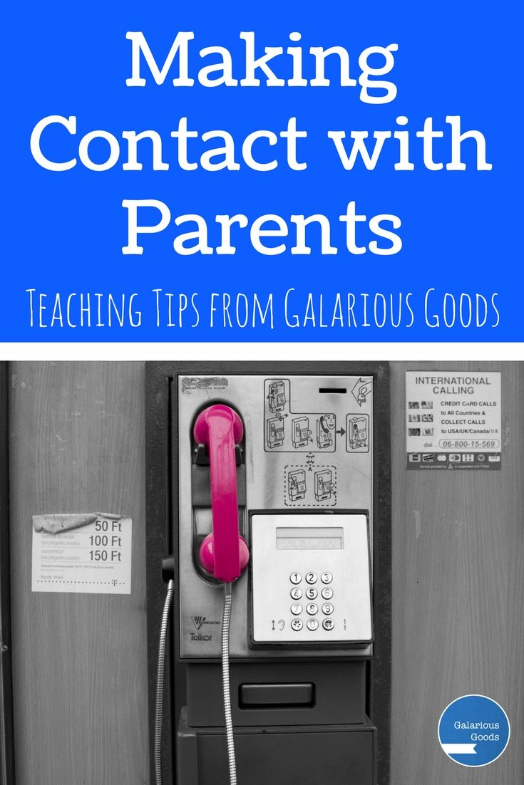 Engage with parents consistently and effectively to assist with good parent engagement. #teachingtip #teachingadvice #parentengagement