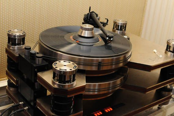 Kronos Turntable <-- This is SO boss! $28000