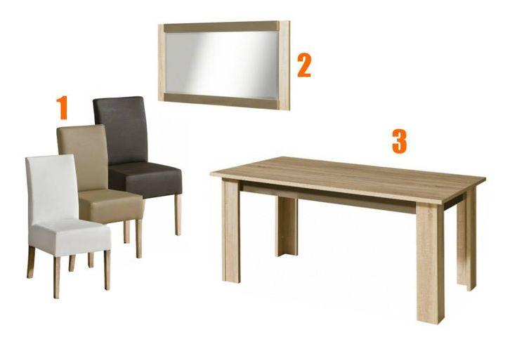 Pokud se vám kolekce Korvin líbí, nemusíte vybírat pouze ze sestav. Veškerý nábytek u nás pořídíte i samostatně. 1 - http://goo.gl/PTH1Y6 2 - http://goo.gl/fReAS1 3 - http://goo.gl/Xpcg86