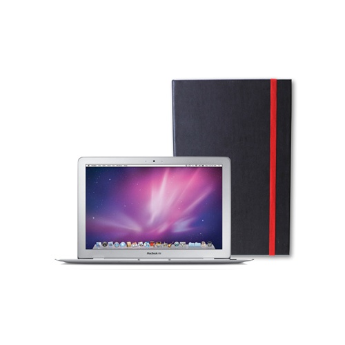 macbook air book style case