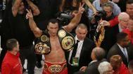 Wladimir Klitschko, Bryant Jennings, Box-Schwergewichts-Weltmeisterschaft