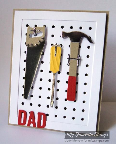 Lisa S Tool Time Father S Day Card: 488 Best Images About Cards