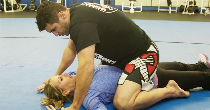 Watch: These Self-Defense Moves Are Made For Women