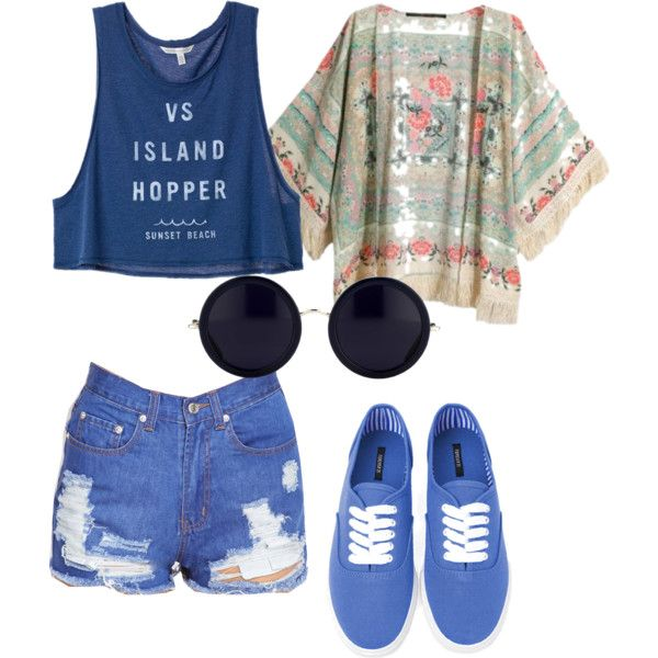 A fashion look from February 2015 featuring Victoria's Secret tops, Forever 21 shorts and Forever 21 sneakers. Browse and shop related looks.