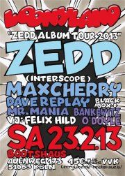 Zedd 23-02-2013 Bootshaus