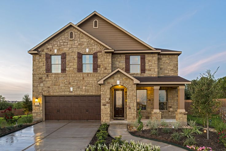 West Village at Creekside - Classic Collection, a KB Home Community in New Braunfels, TX (San Antonio/New Braunfels)