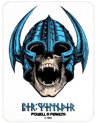 Per Welinder Nordic Skull