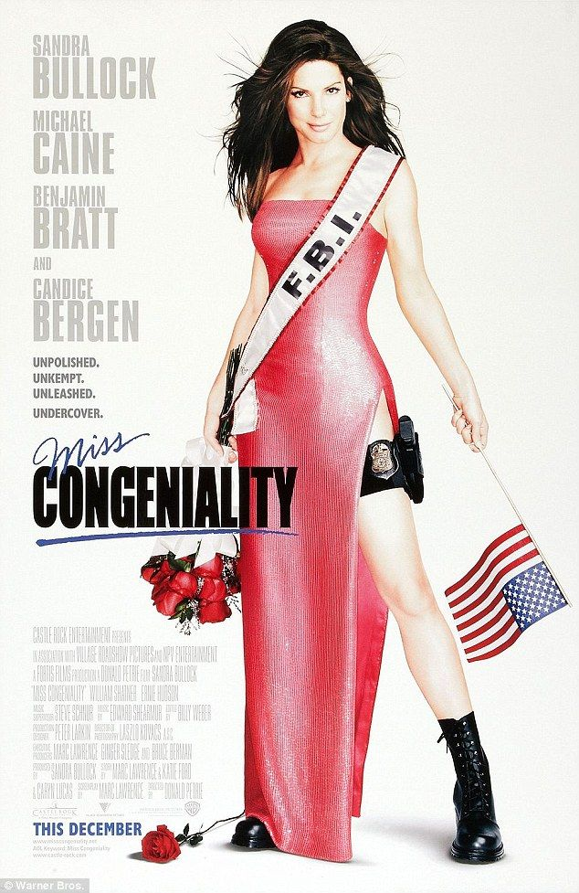 Miss Congeniality turns 15 today! Where is the cast now?