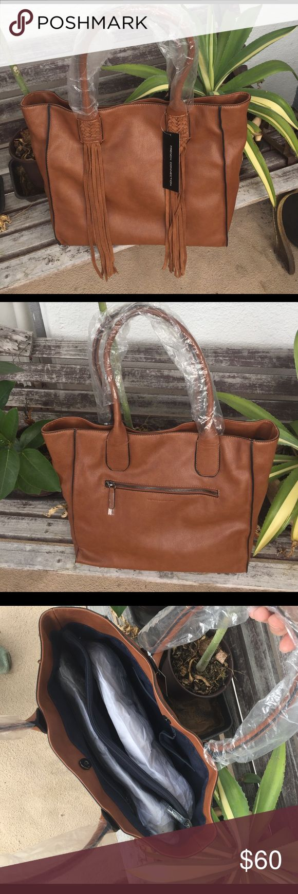 French Connection Laurel  tote bag 💼 Brand new with tags French Connection tote bag 💼. Laurel tote. French Connection Bags Totes