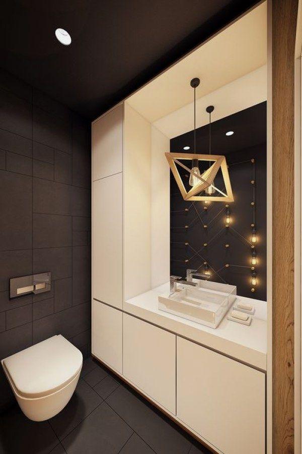 10 Creative Bathroom Lighting Designs To Accent Your Spa In Your Home Bathroom Lighting Ide Modern Bathroom Design Bathroom Interior Design Modern Bathroom