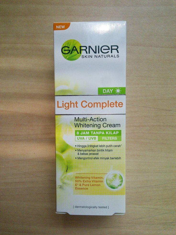 Sylvia's World: Garnier Skin Naturals Light Complete: Multi Action...