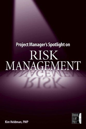 581 best project management templates images on pinterest project managers spotlight on risk management project managers spotlight by kim heldman 1378 fandeluxe Choice Image