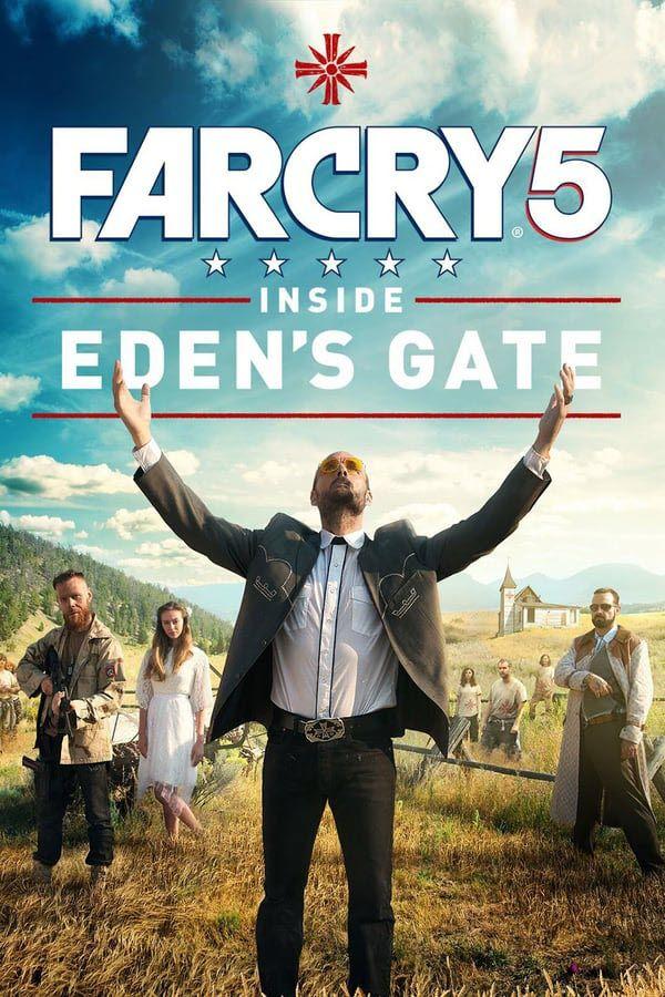 Far Cry 5 Inside Eden S Gate 2018 เต มเร อง ภาพช ด Hd ด หน ง