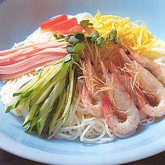 小豆島手延素麺 「島の光」