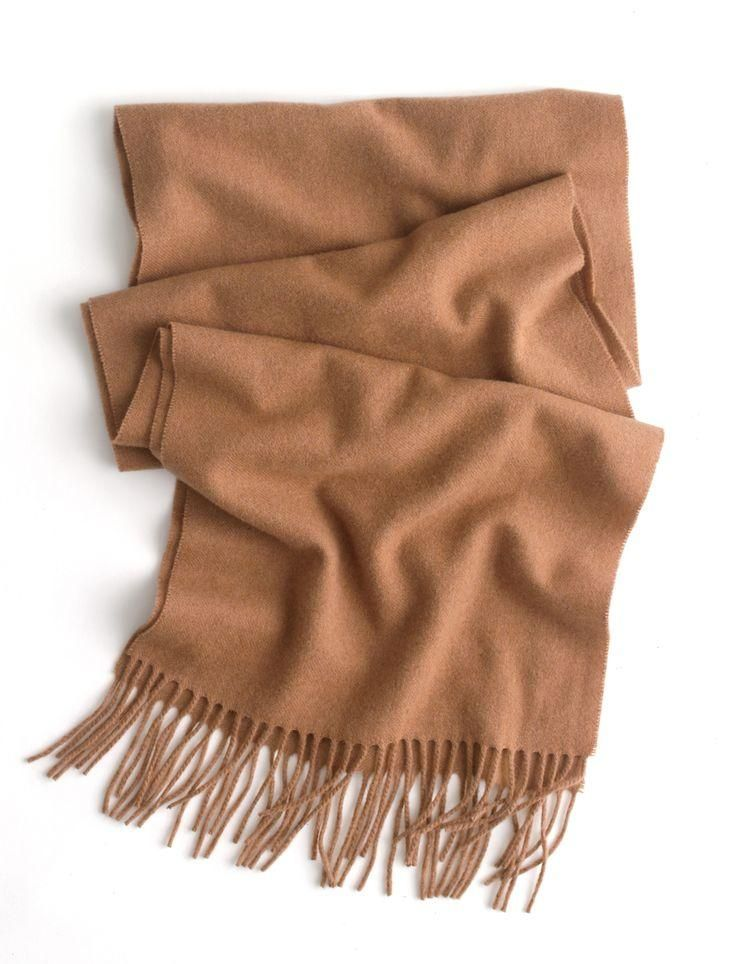Gift Guide | For Her: J.Crew cashmere scarf.