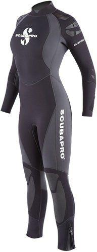 ScubaPro Everflex Women`s 7/5mm Scuba Wetsuit
