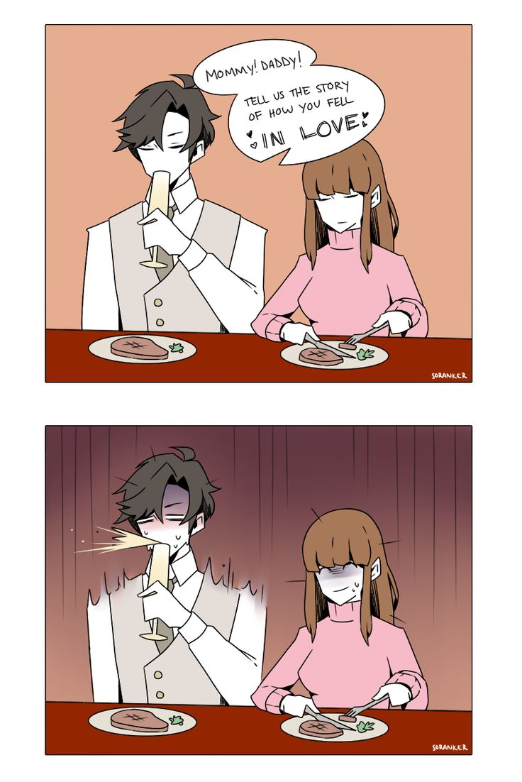 Jumin: well you see honey, I had kidnapped your Mom and when she disobeyed​ me I did kinky shit with her... And that is the story of how we met and how you were born... Mc:...... Child:.......