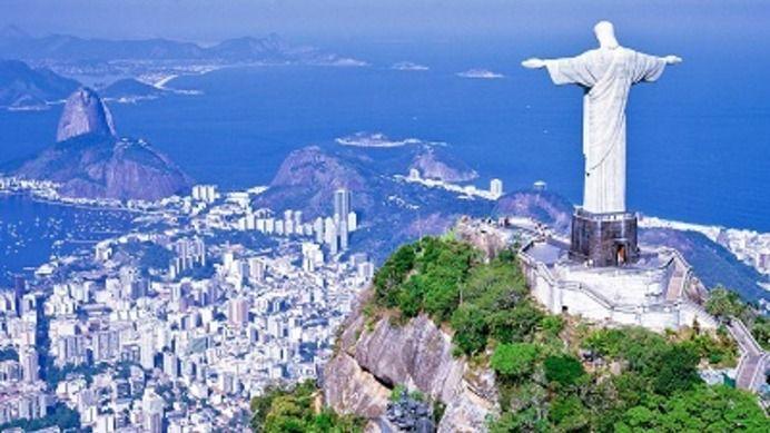 リオデジャネイロオリンピック・リオ五輪 2016 の開催地、ブラジルのリオデジャネイロ。