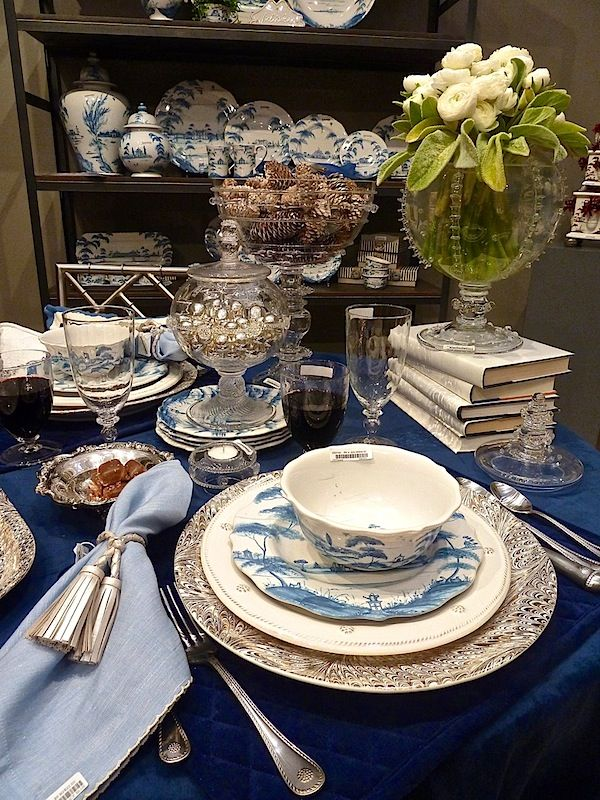 Juliska at #NYNow via quintessenceblog.com