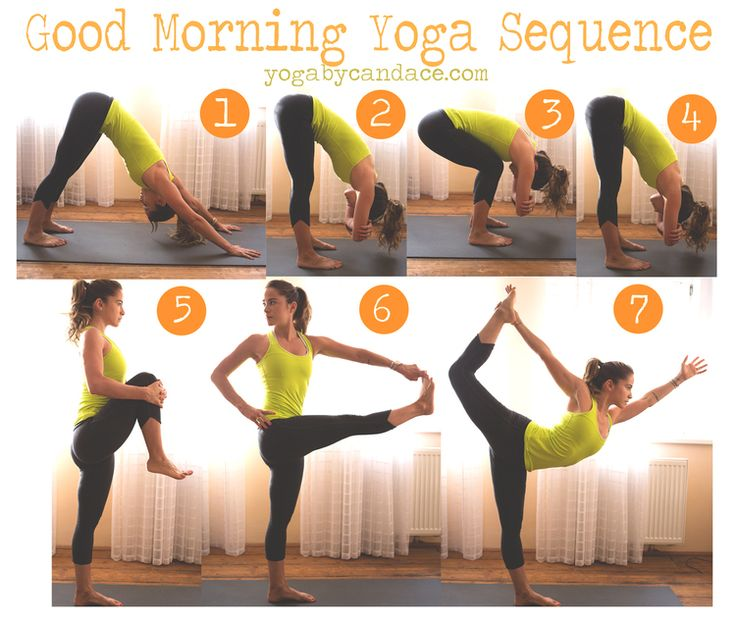 Good Morning Yoga : Good morning yoga sequence get fit pinterest
