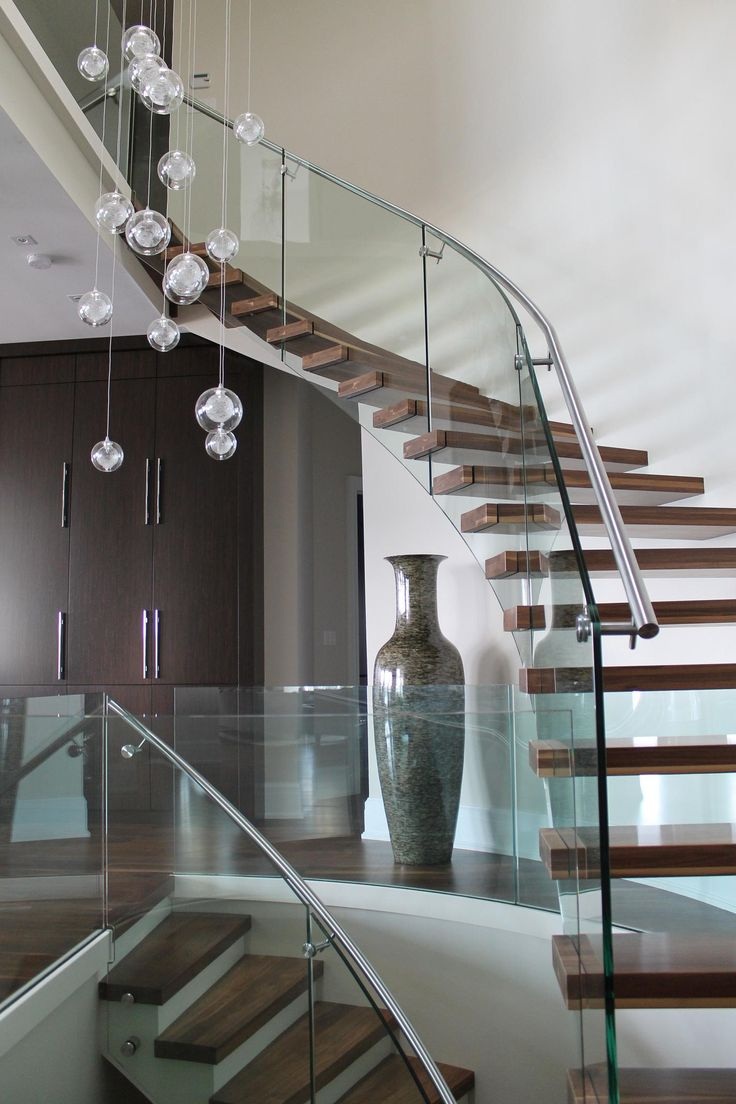 Best 482 Best Images About Modern Wooden Stairs On Pinterest 400 x 300