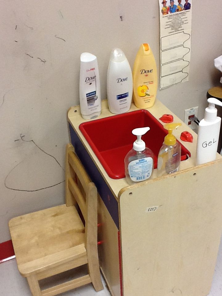 Sink in Beauty Salon- Amelia Diaz -Manor ISD