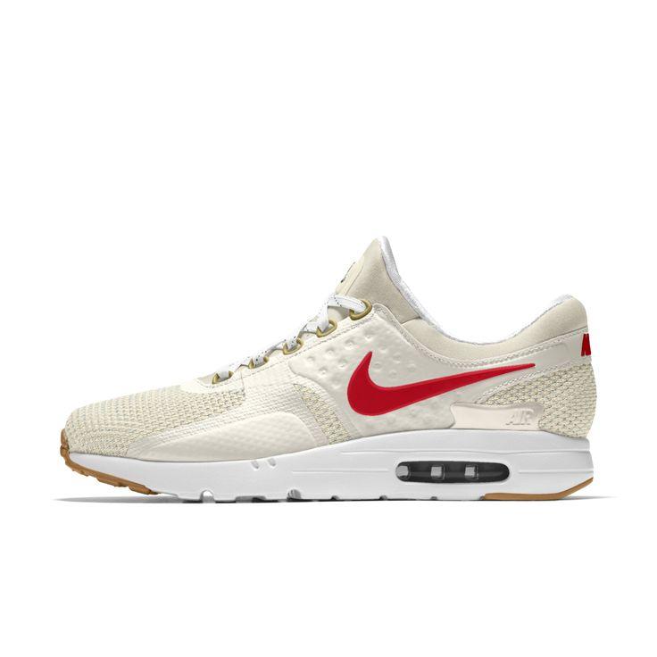 Nike Air Max Mens Suede Black Gray Sneakers  3127009
