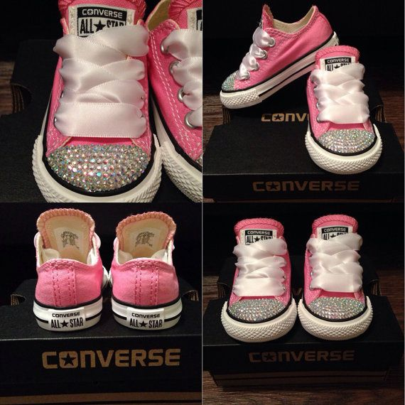 customized baby converse